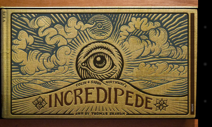 (Must play) Incredipede – a gorgeously designed & creepy physics-based puzzler