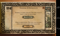 Incredipede - Select difficulty