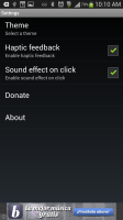 KeyZag Keyboard Free - Settings