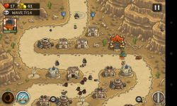 Kingdom Rush Frontiers - Gameplay sample (1)