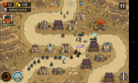 Kingdom Rush Frontiers - Gameplay sample (3)