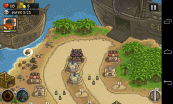 Kingdom Rush Frontiers - Gameplay sample (4)