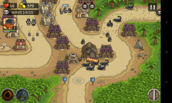 Kingdom Rush Frontiers - Gameplay sample (5)