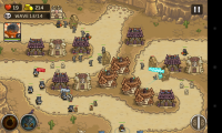 Kingdom Rush Frontiers - Gameplay sample (6)