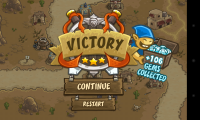 Kingdom Rush Frontiers - Victory