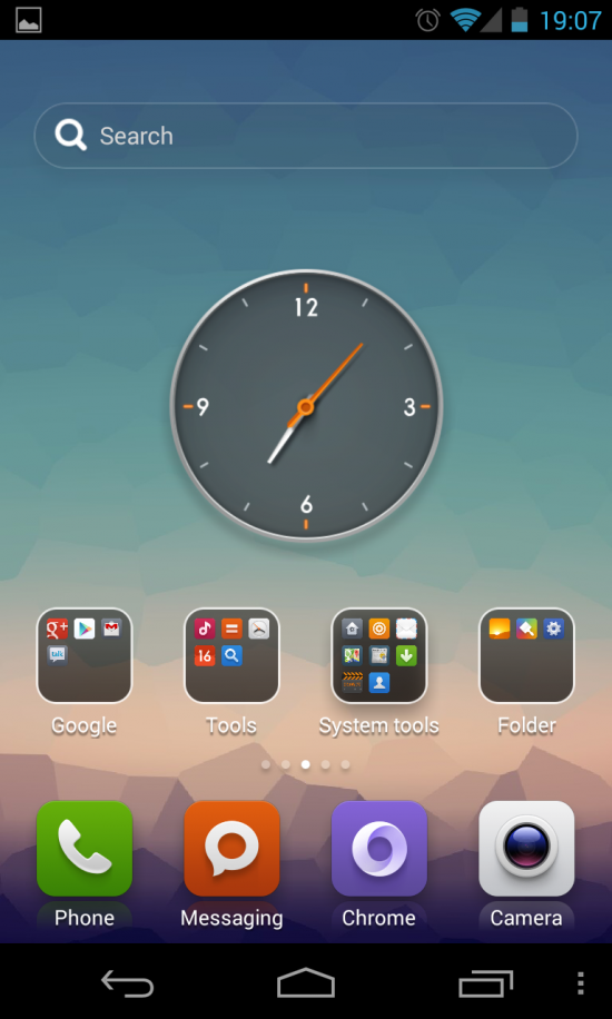 MiHome Launcher – customize your Android to look like iPhone!