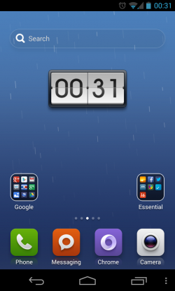 MiHome - Various homescreen and lockscreen themes (7)