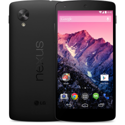 Nexus 5 - Front and Back