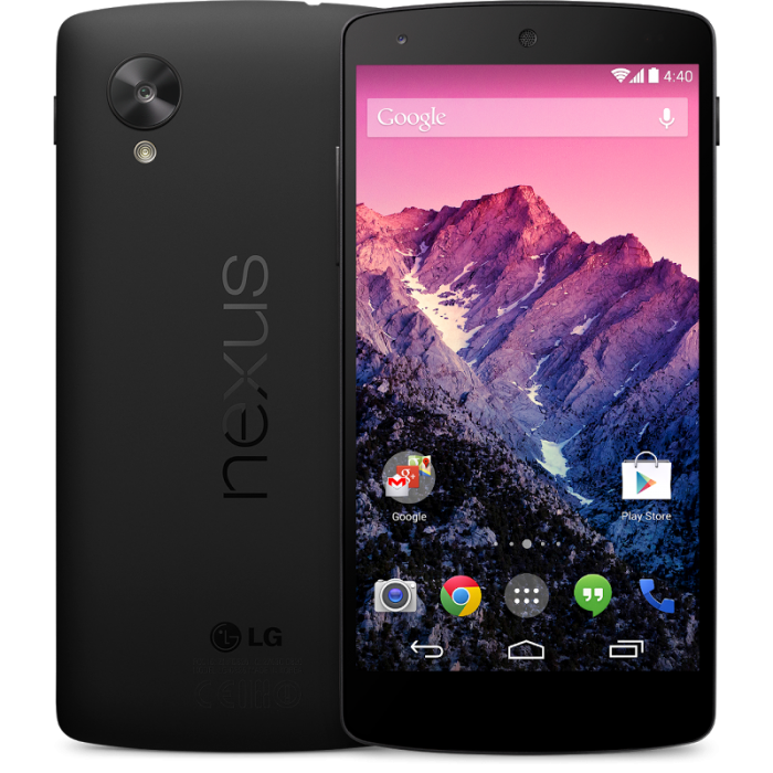 Day 23: #25DaysOfGiveaway – Win a Nexus 5!