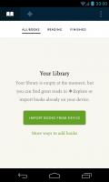 Readmill - Import ebooks