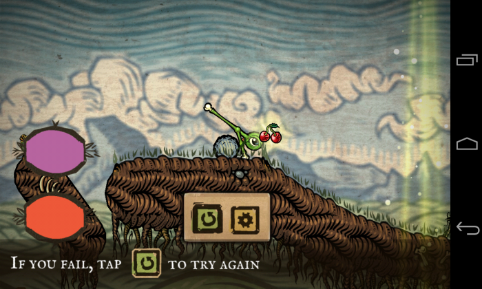 Incredipede – Gameplay sample (2)