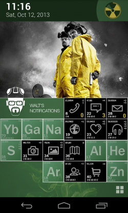 Themer Beta - Breaking Bad