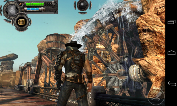 Bladeslinger – play this intense hack & slash 3D adventure game