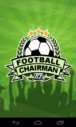 Football Chairman – Splash Screen