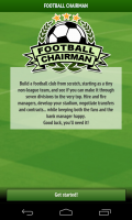 Football Chairman - Intro
