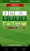 Football Chairman - Homepage