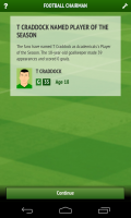 Football Chairman - Player contracts