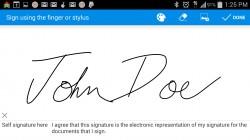 SignEasy - Signature