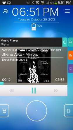 Start - Music Player