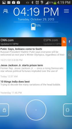 Start - News Feeds