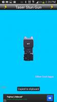 Taser Stun Gun - Off