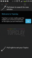 Topiclay - Gettings Started Tutorial