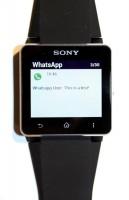 WatchNotifier on Sony Smartwatch 3