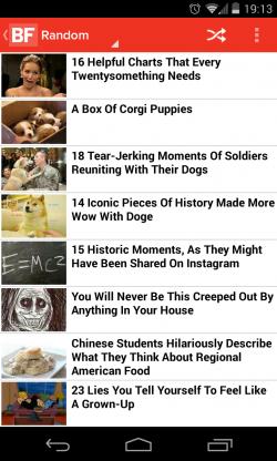 Buzzfeed - Random