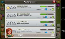 Clash of the Clans - Achievements