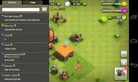 Clash of the Clans - Community Chat