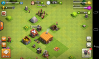 Clash of the Clans - Keep growing