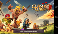 Clash of the Clans - Loading