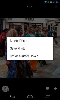 Cluster - Edit