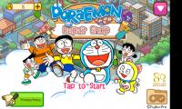 Doraemon Repair Shop - Menu