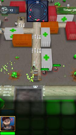 Fight Fight Zombanite - Gameplay 2