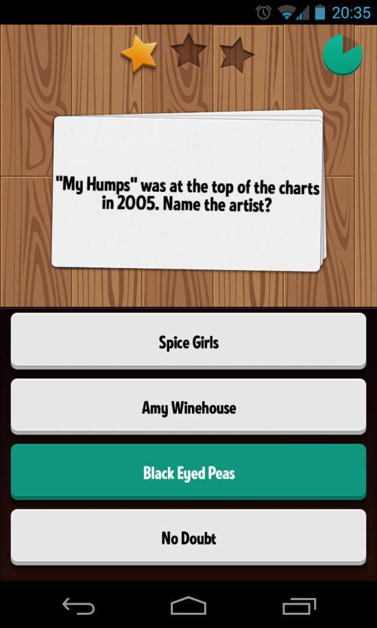 QuizCross – play a fun multi-player trivia game created by Ruzzle developers