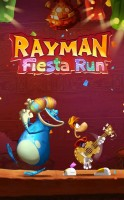 Rayman Fiesta Run - Gameplay 1