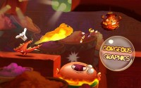 Rayman Fiesta Run - Gameplay 4