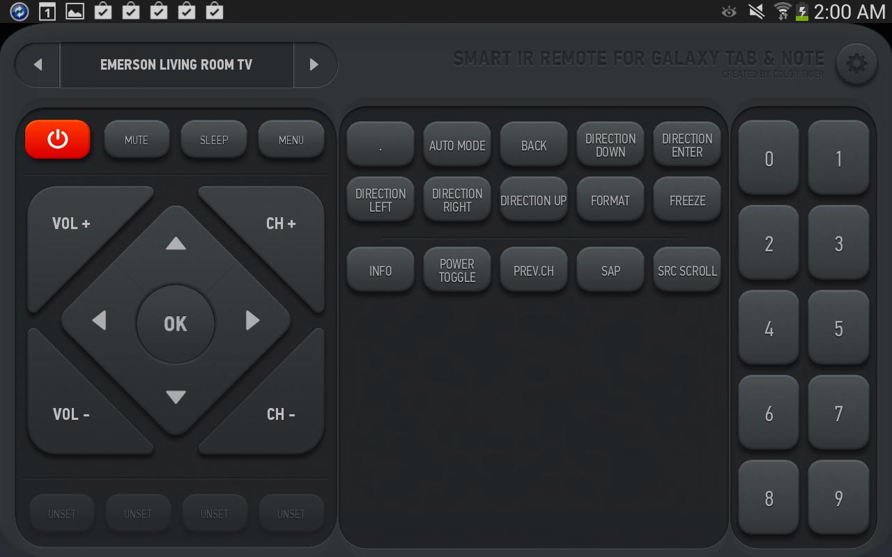 Smart Ir Remote An Advanced Universal Remote Control App
