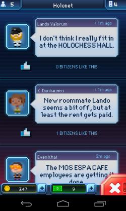 Star Wars Tiny Death Star - Holonet