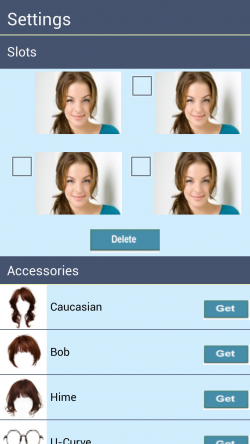 3D Pal Virtual Assistant - Settings 2