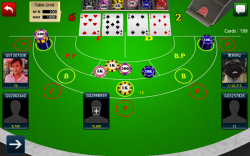 Baccarat 3D - Gameplay 4