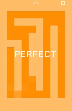 Blip blup - Perfect score