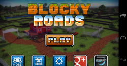 Block Roads - Menu