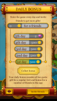 Bubble Chronicles Epic Travel - Daily Bonus