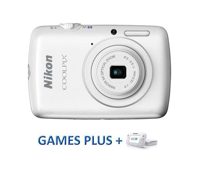 Day 9: #25DaysOfGiveaways – Win a Nikon COOLPIX S01 Digital Camera!