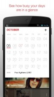 Cal - Calendar by Any.do Month View