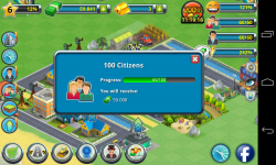 City Island - Missions