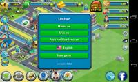 City Island - Options