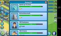 City Island - Rewards